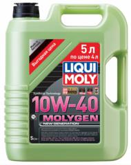 LIQUI MOLY Molygen New Generation 10W-40 5л
