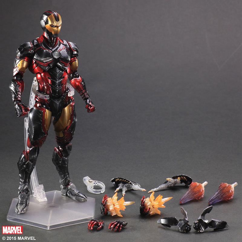 Марвел комикс фигурка Железный Человек копия