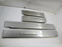 Накладки на пороги Citroen C4 2011-
