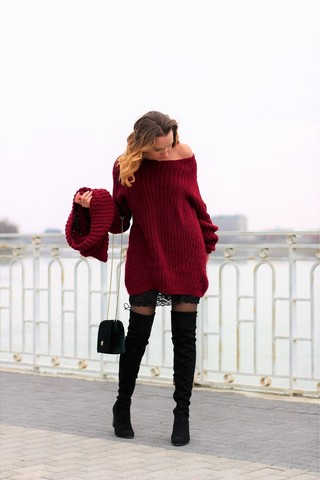 Мастер-класс свитер
