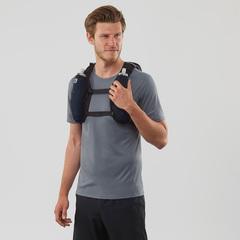 Рюкзак для бега Salomon Agile 6 Set Black - 2