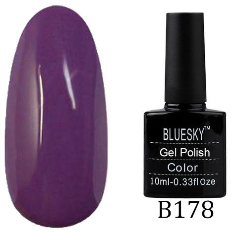 Bluesky, Гель-лак B178