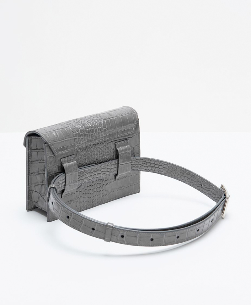 Сумка-трансформер Foggy Grey