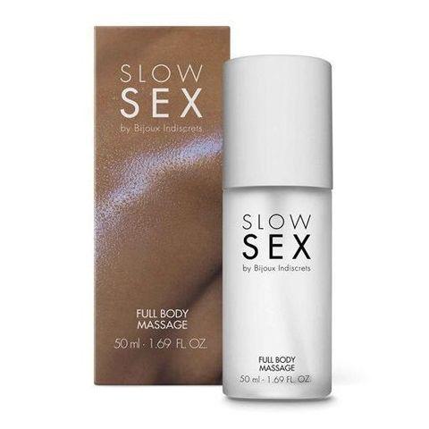 Гель для интимного массажа Slow Sex
