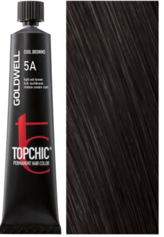 Goldwell Topchic 5A светло-пепельно-коричневый TC 60ml