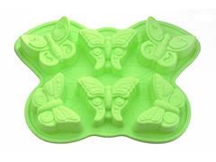 """6660 FISSMAN Форма для выпечки """"Бабочка"""" 32x23x3,8 см"""