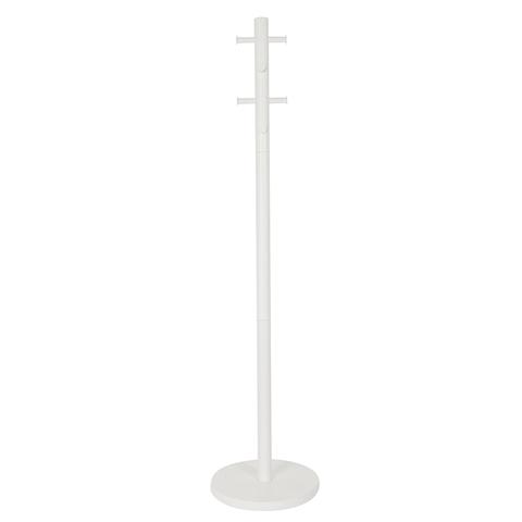 Вешалка напольная Pillar белая