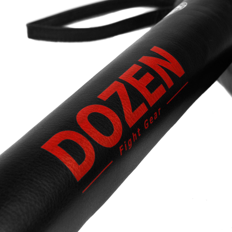 Лападаны Dozen Monochrome черно-красные общий вид лого