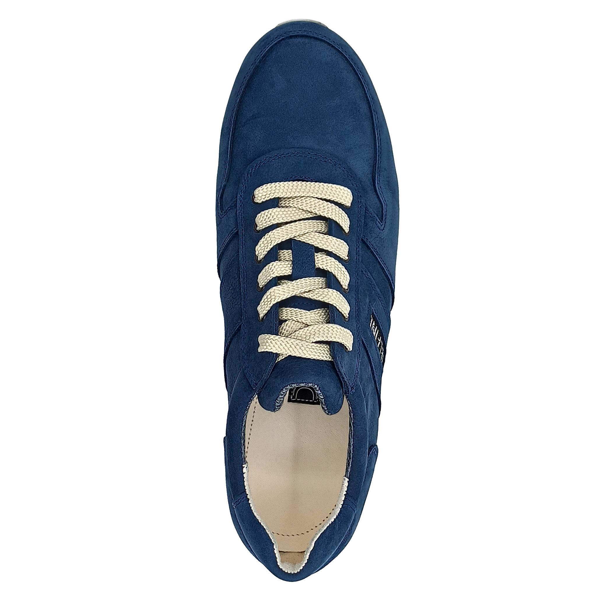 701396 полуботинки мужские синие больших размеров марки Делфино
