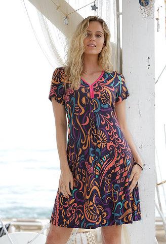 Платье женское пляжное Massana ML_217433 3XL