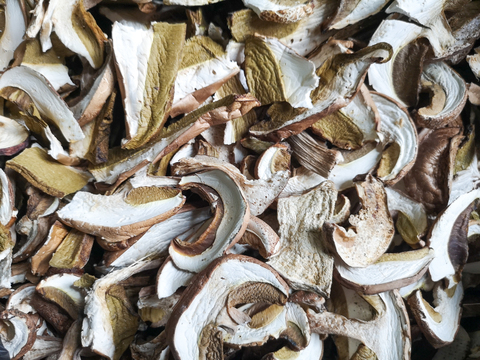 Гриб белый сушеный (Алтай) 50 гр 3 сорт