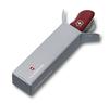 Нож Victorinox Hunter, 111 мм, 12 функций, с фиксатором лезвия, красный
