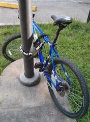 "Велозамок Kryptonite Chains Keeper 785 Integrated Chain - 32""' (85cm)- (PURPLE) - 2"