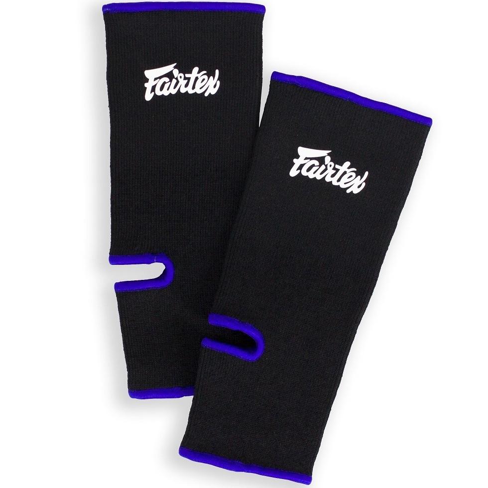 Суппорты Суппорт Fairtex Ankle Support AS1 Black/Blue 1.jpg