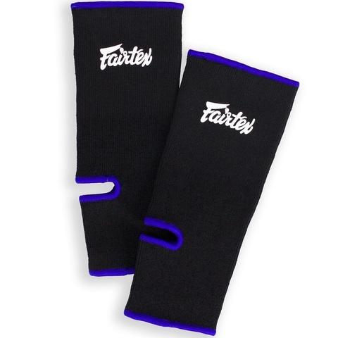 Суппорт Fairtex Ankle Support AS1 Black/Blue