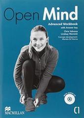Open Mind Advanced WBk (key)+CD