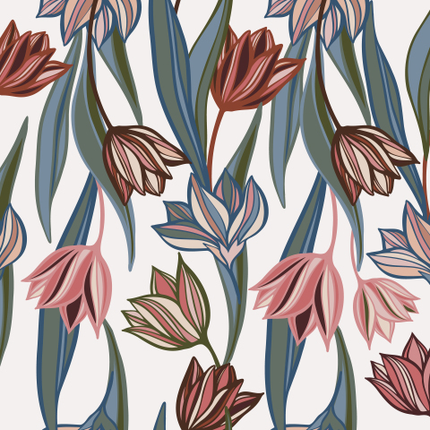 Весна тюльпанов