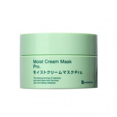 Bb Laboratories Полифункциональные маски: Крем-маска увлажняющая восстанавливающая для лица (Moist Cream Mask Pro), 175г