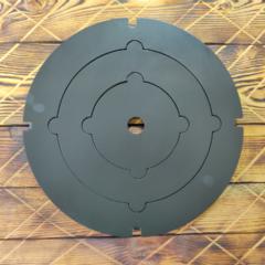 Кольцо для печи, 34,5 см, под казан 8-10л