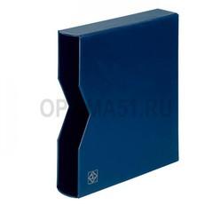 Шубер (защитная кассета) для альбома OPTIMA classic, синяя