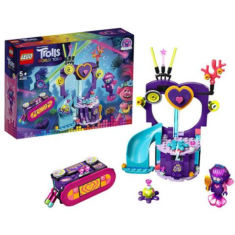 LEGO Trolls 41250 Конструктор ЛЕГО Тролли Вечеринка на Техно-рифе