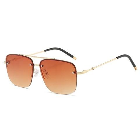 Солнцезащитные очки 6651002s Коричневый