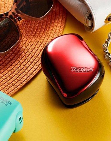 Tangle Teezer Compact Styler Cherry Blossom красный