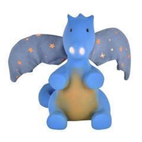 Игрушка из каучука Ночной Дракон в подарочной упаковке