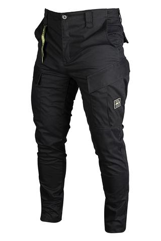 Городские брюки black navy с бомбой на шевроне Варгградъ купить в СПб за 5999р