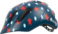 Велошлем детский (52-56см) Bobike Helmet Plus S Navy Stars