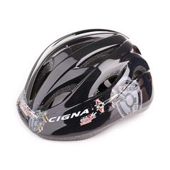 Велошлем детский  Cigna WT-021 (чёрный)