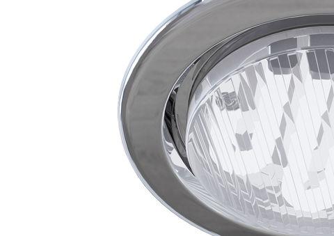 Встраиваемый светильник Maytoni Metal Modern DL293-01-CH