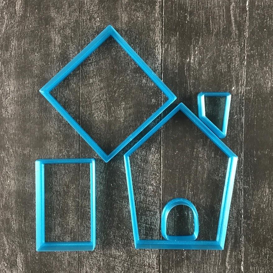 3D дом №3
