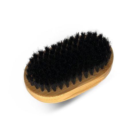 Щітка для бороди Barbers Bristle Beard Brush (4)