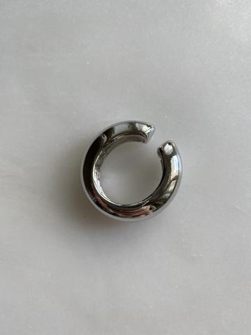 Кафф Асия, серебряный цвет