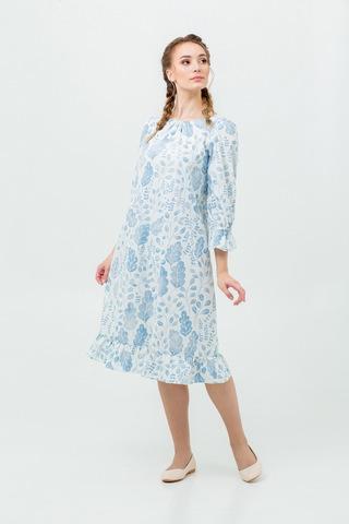 Русское народное платье Голуба дымка