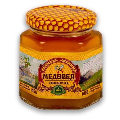 """Мёд цветочный """"Медовея"""" 250гр."""