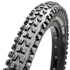 Велопокрышка Maxxis Minion DHF 27.5x2.60WT 66-584 60 Foldable 965 Dual 40 Black EXO/TR