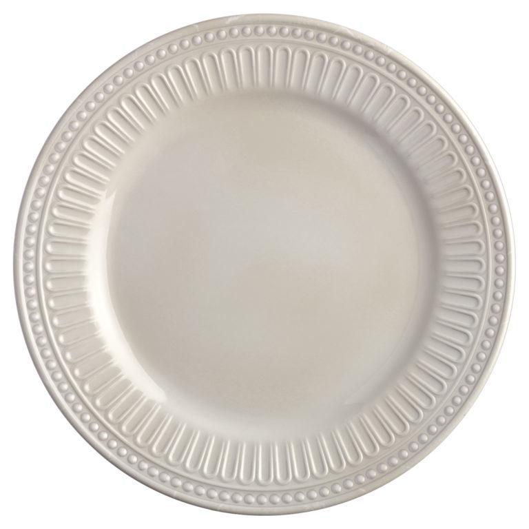 DESSERT PLATE, SERENITY – BONE 6 UN