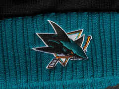 Шапка NHL San Jose Sharks
