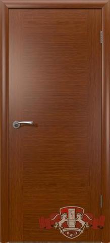 Дверь Владимирская фабрика дверей 8ДГ2, цвет макоре, глухая