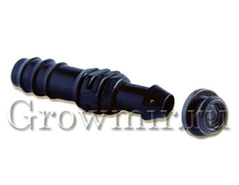 Стартовый для ПВХ трубы с Н уплотнителем 16мм