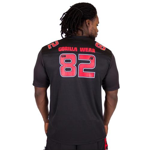 Футболка Fresno Black Red