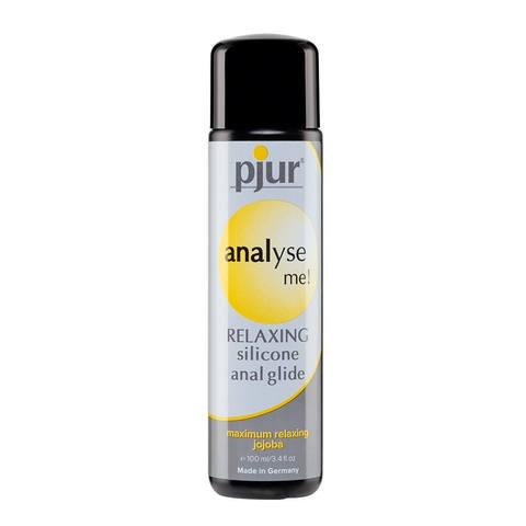 Анальный расслабляющий силиконовый лубрикант Pjur Analyse Me! 100 МЛ