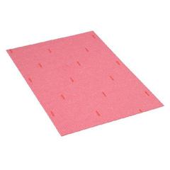 Салфетки хозяйственные губчатые Vileda Professional Веттекс целлюлоза/хлопок 20x18 см красные 10 штук в упаковке (арт. производителя 111685)