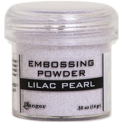 Пудра для эмбоссинга Ranger Ink- Lilac pearl