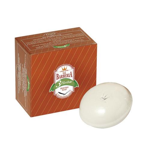 Мыло для бритья Via Barberia Herbae 150 гр