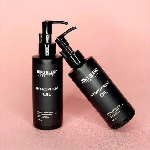 Гідрофільне масло для обличчя Hydrophilic Oil Joko Blend 200 мл (2)