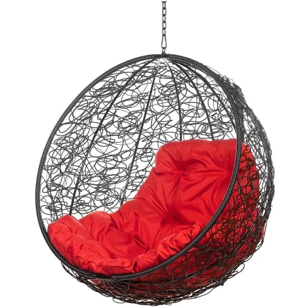 Подвесные кресла Подвесное кресло COCOS BLACK без каркаса kokos_black_bs.jpg