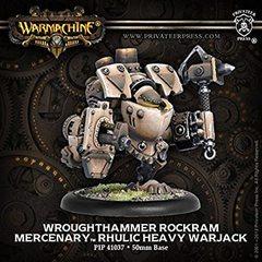 Wroughthammer Rockram BOX